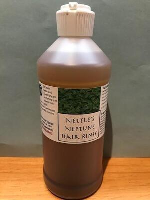 Nettle's Neptune Hair Rinse