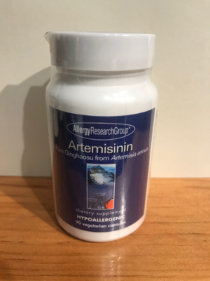 Artemisinin Pure Qinghaosu from Artemisia annua