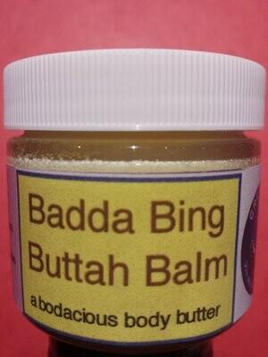 Badda Bing Buttah Balm