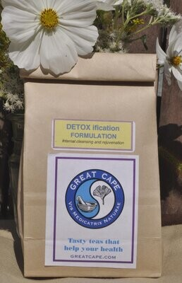 Detoxification Formulation Tea