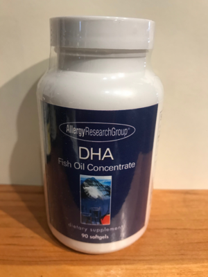 DHA Fish Oil Concentrate