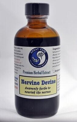 Nervine Divine Tincture