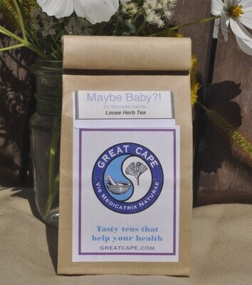 Maybe Baby Tea