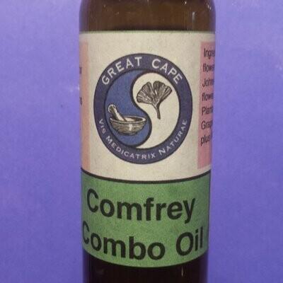 Comfrey Combo Oil