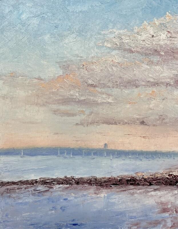 Cloudy Harbor