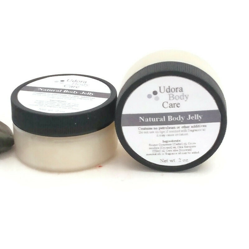 All Natural Body Jelly 2 oz ~Skin Care