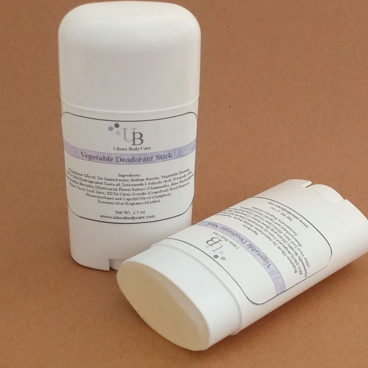 All Natural Vegetable Protein Deodorant Stick