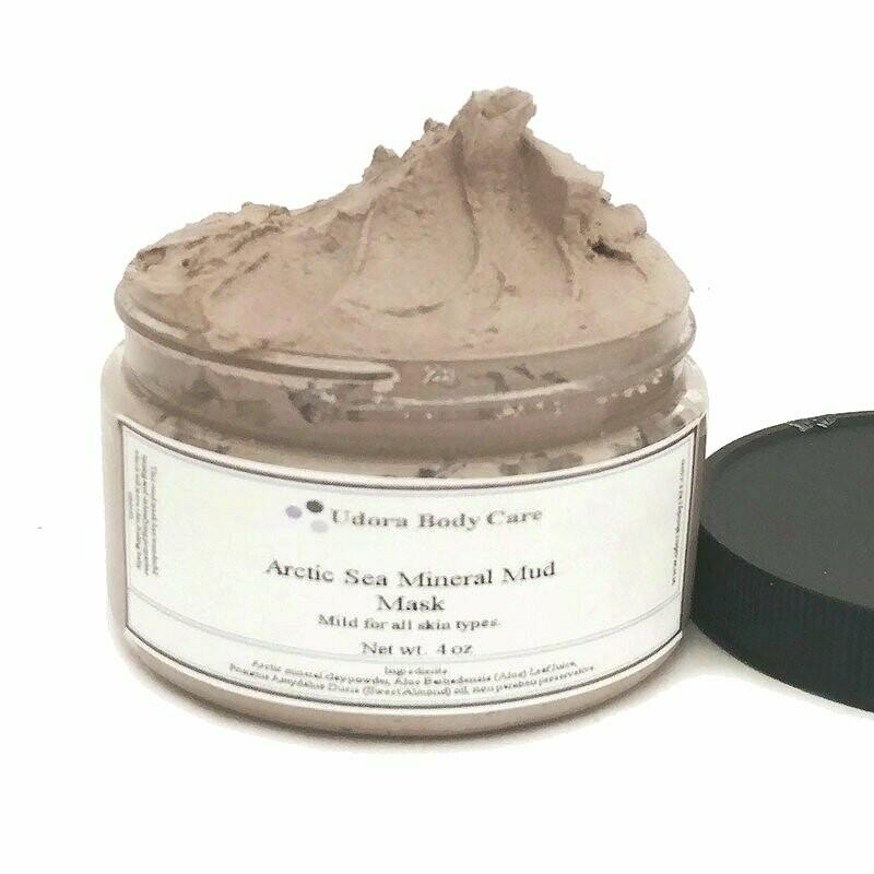 Arctic Mineral Facial Mud Mask 2 oz