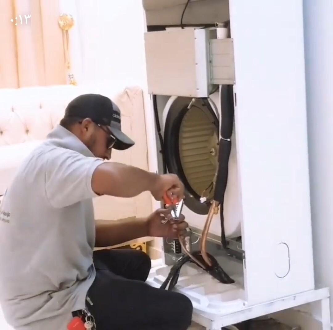 باقات صيانة المكيفات بدون قطع غيار