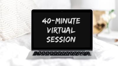40-Minute Virtual Session