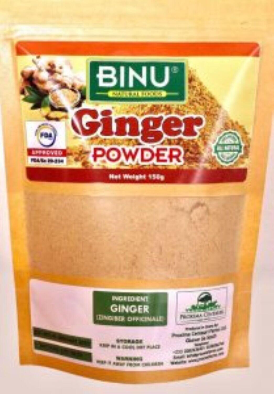 Binu Ginger Powder
