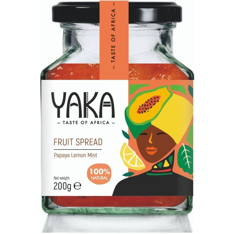 Yaka- Papaye, Lemon, Mint