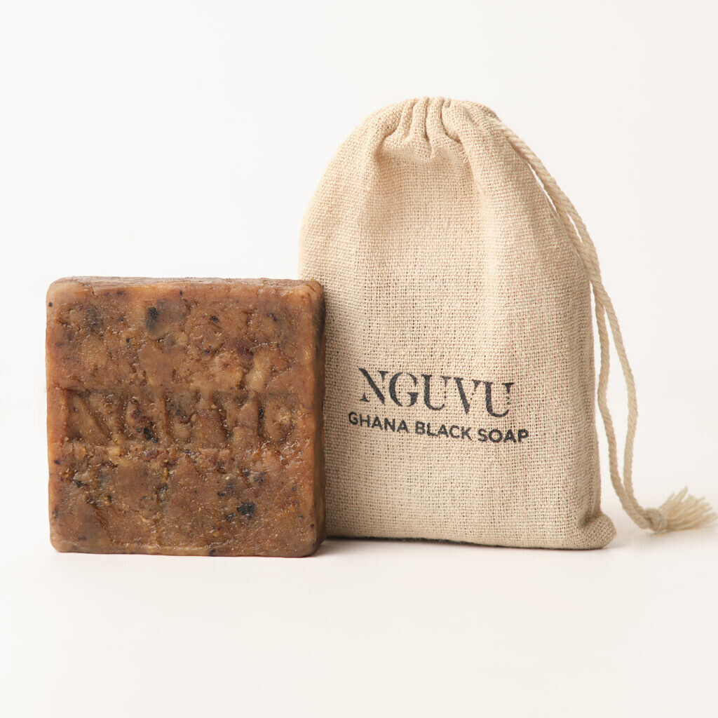 Nguvu Black Soap