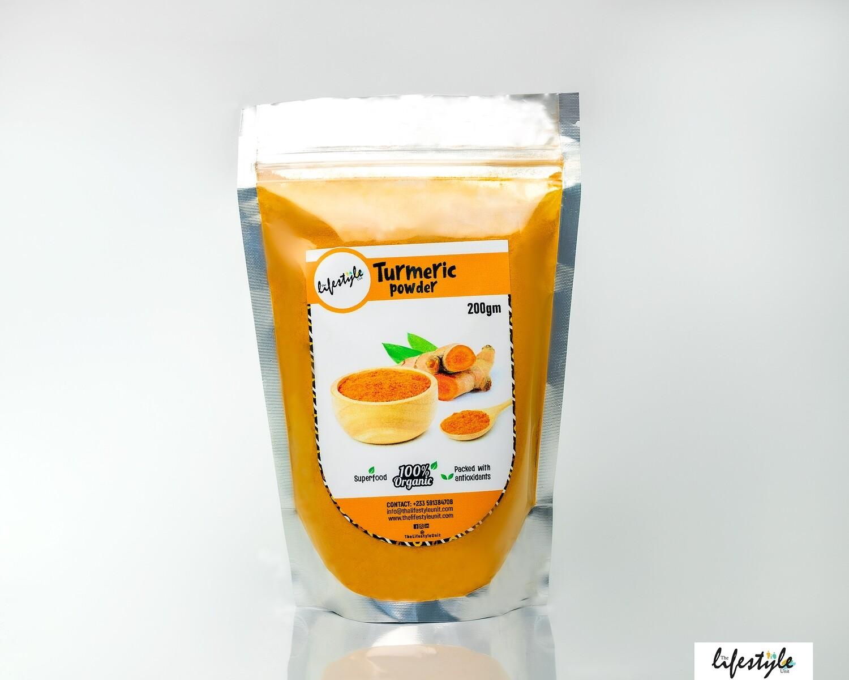 Lifestyle Turmeric Powder