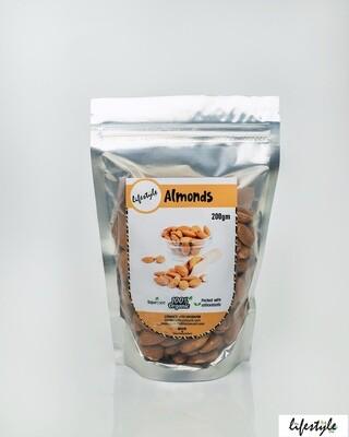 The Lifestyle Unit Almond nut