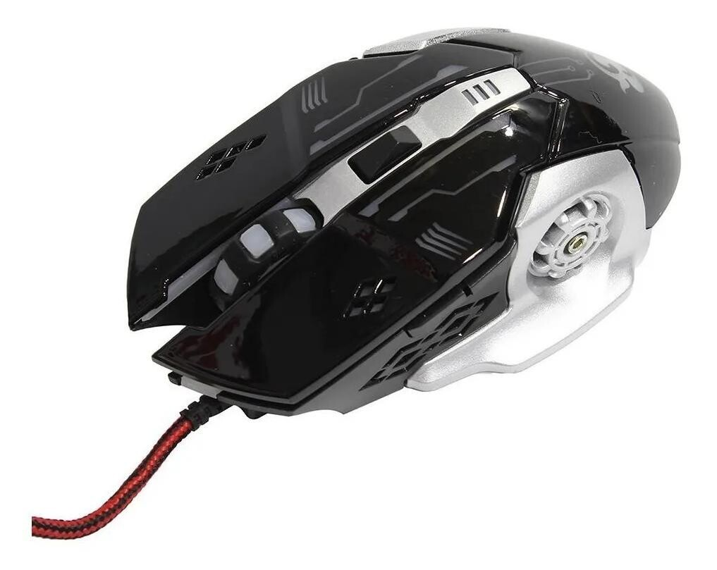 GAMING MOUSE 6D IRON BUTTON (Model: X35)