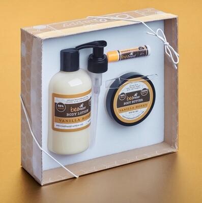 Gift Box Vanilla/Honey
