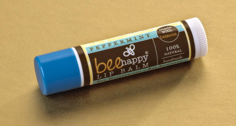 Lip Balm Peppermint 100% Natural