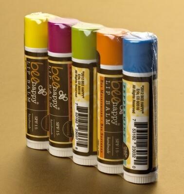 Lip Balm 5-pack SPF 15