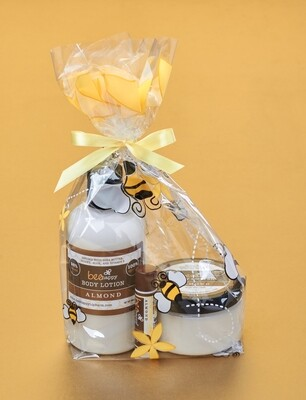 Gift Bag Almond