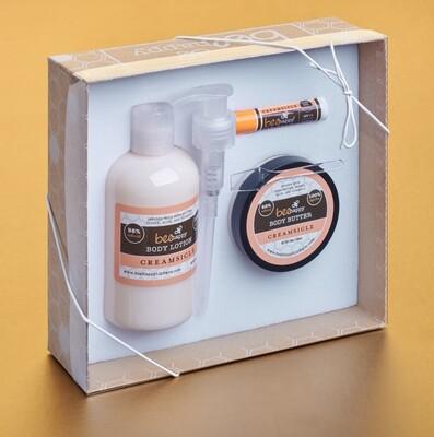 Gift Box Creamsicle
