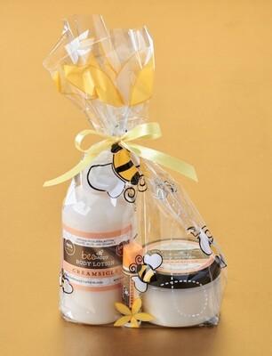 Gift Bag Creamsicle