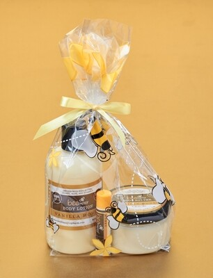 Gift Bag Vanilla/Honey