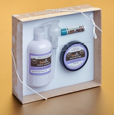 Gift Box Lavender