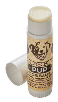 Dog Balm twist up