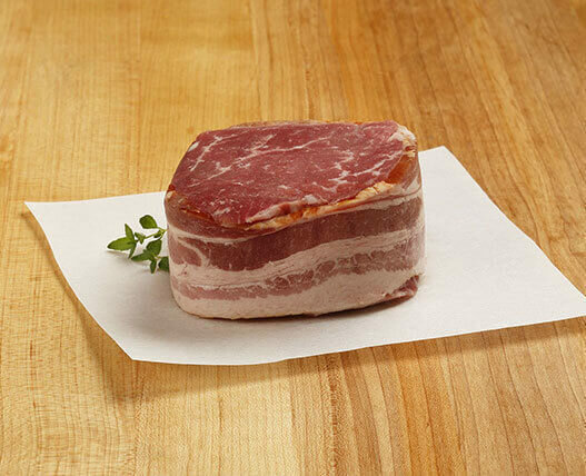 6 oz. Bacon Wrapped Fillet Mignon