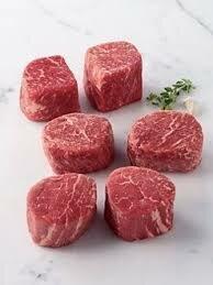8 oz. Top Sirloin Baseball Steaks