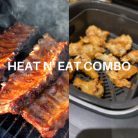 Heat N' Eat Combo