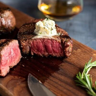 8 oz. Heritage Beef Tenderloin Steaks