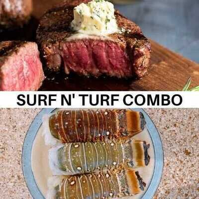 Surf and Turf Combo