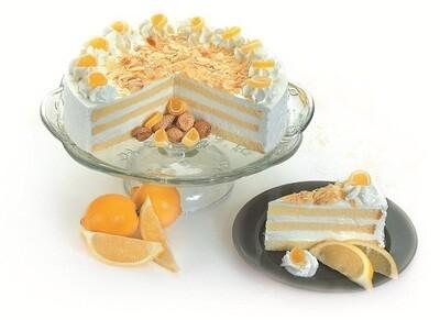 Lemon Yogurt Torte