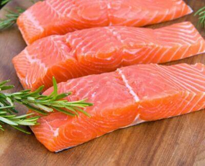Canadian Atlantic Salmon Fillet Portions