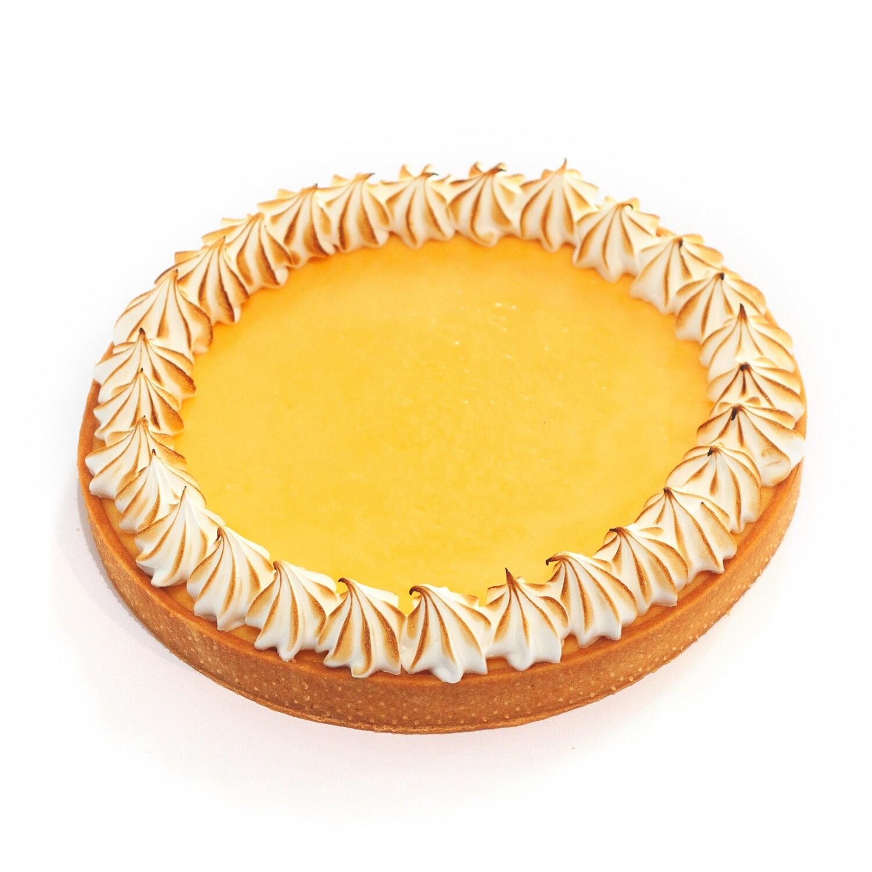 Lemony Meringue Tart (Whole Tart)