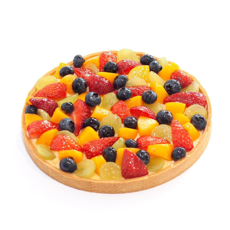 Fruitilicious Mixed Fruit Tart (Whole Tart)