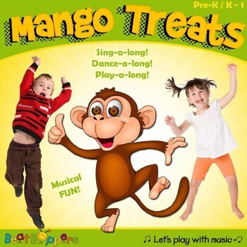 Movement Song for Early Childhood | Mango Treats