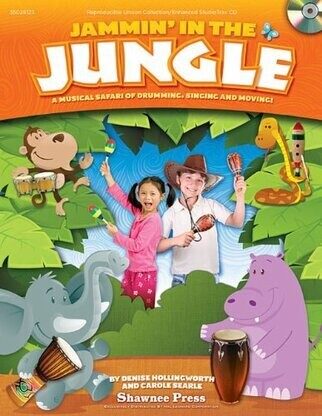 Jammin' in the Jungle - Jungle themed songs for children