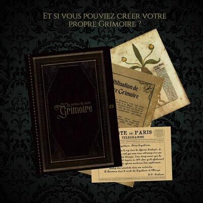 L'Archive-box des Sorciers