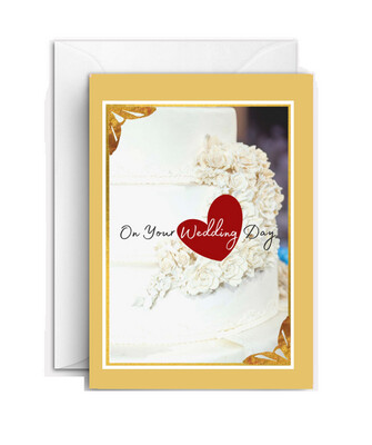 Couples Celebration Card II