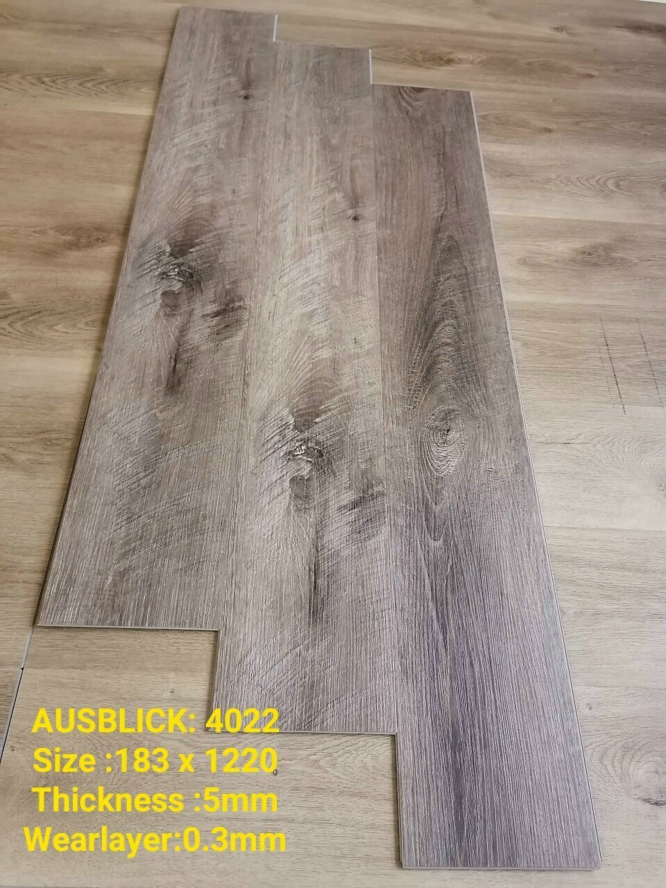 sàn gỗ Ausblick SPC 5mm ID: 4022