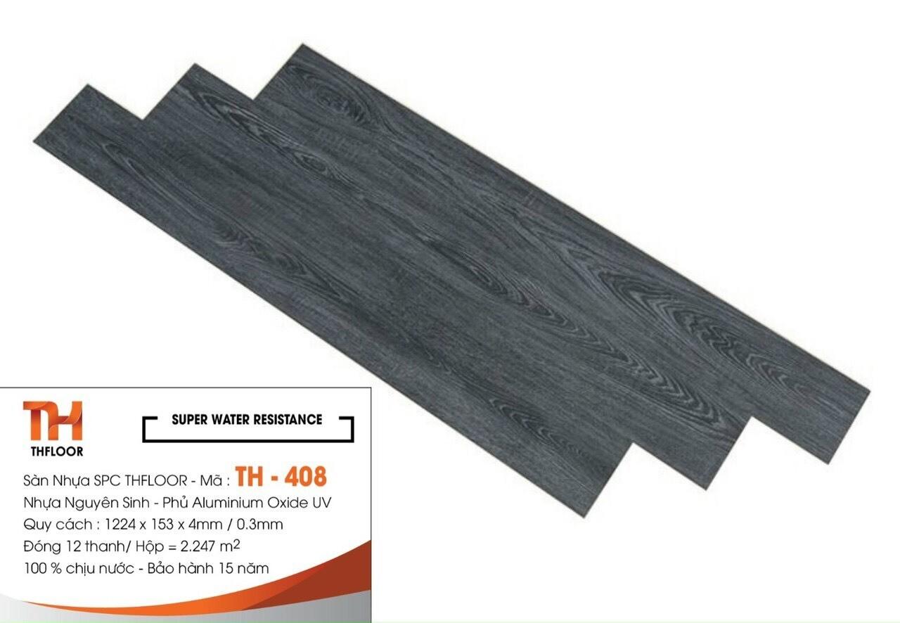 sàn gỗ SPC 4.0mm