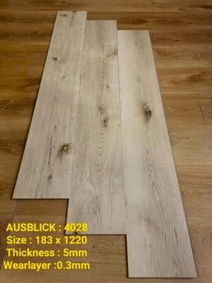 sàn gỗ Ausblick SPC 5mm ID: 4028