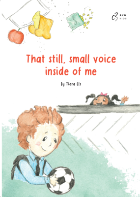 That Small Voice Inside of Me - Soft Cover Book