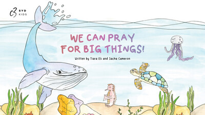 We Can Pray for Big Things - Digital Download