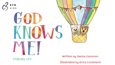 God Knows Me: Psalms 139 Digital Download