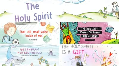 The Holy Spirit in Me Story Bundle Digital Downloads