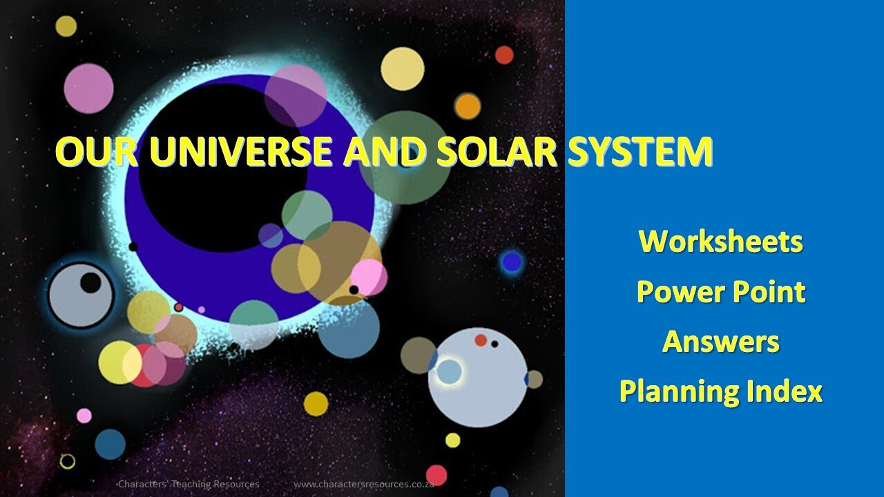 OUR UNIVERSE AND SOLAR SYSTEM